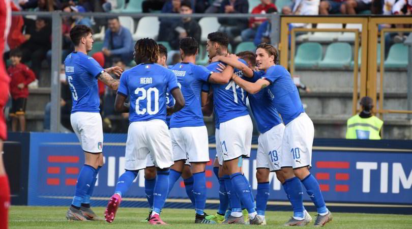 On Air: Euro Under 21, Italia a valanga. Roma, tegola Under
