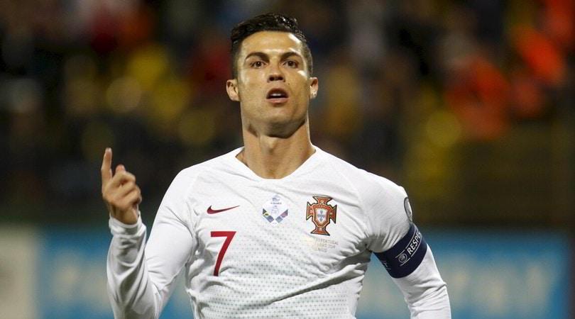 Poker Ronaldo con il Portogallo, vincono anche Francia e Inghilterra