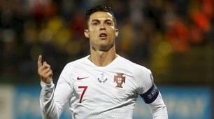 Cristiano Ronaldo, poker con record: superato Robbie Keane