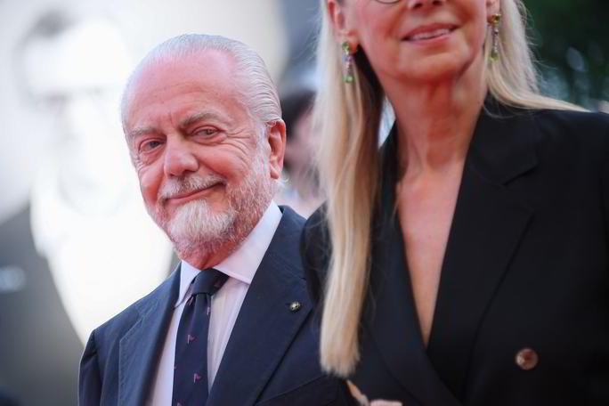 """De Laurentiis: """"Icardi al Napoli? Ecco quanto gli ho offerto"""""""