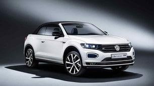 Volkswagen, le foto della T-Roc Cabriolet