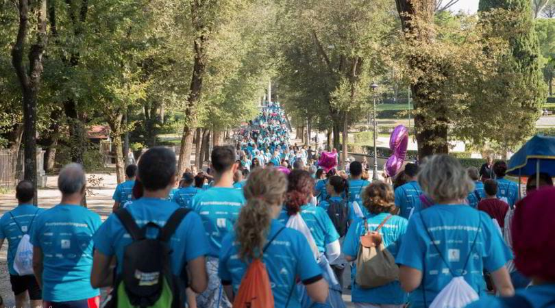 Fitwalking for AIL - Insieme verso nuovi traguardi