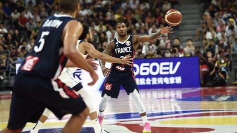 Impresa Francia, USA eliminati dai Mondiali di basket
