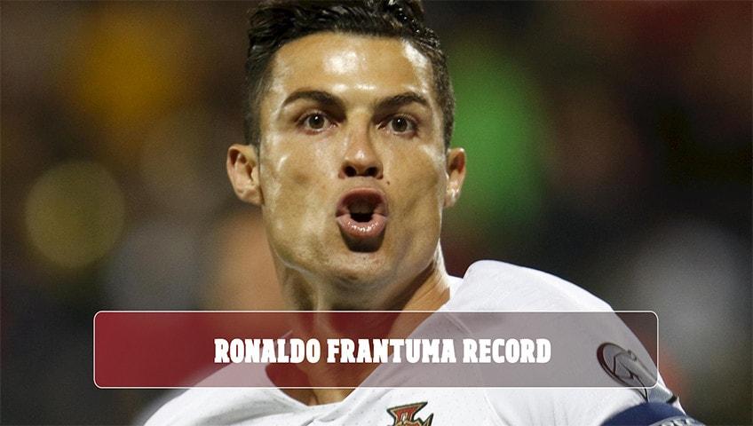 Ronaldo da record e mette nel mirino Ali Daei
