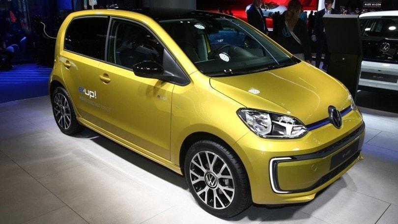 Nuova Volkswagen e-up!, il lancio a Francoforte