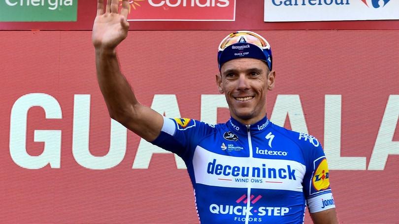 Gilbert vince la 17ª tappa della Vuelta. Quintana mette pressione a Roglic