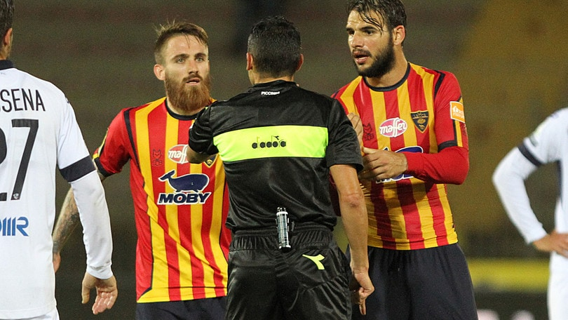 Lecce, Majer torna e si allena con il gruppo