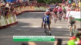 Vuelta - Gilbert da Mondiale, Quintana attacca il podio