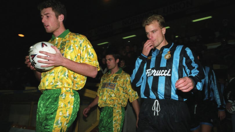 Umbro, in mostra a Milano 95 maglie da calcio iconiche
