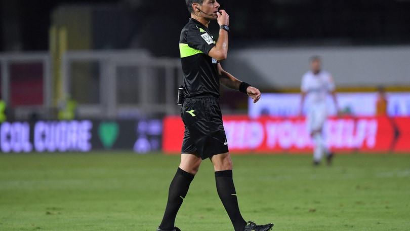 Coppa Italia, Pezzuto per Fiorentina-Cittadella. Spal-Lecce a Giua
