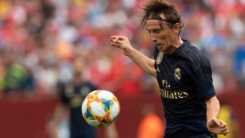 Modric si ferma, incubo infortuni per il Real Madrid