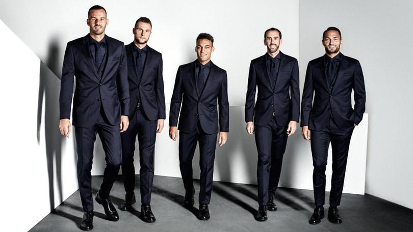 Hugo Boss fashion partner ufficiale dell'Inter