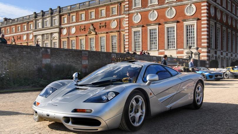 McLaren, due volte la più bella