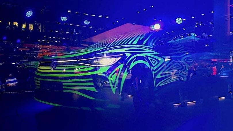 Volkswagen ID.4, avanti verso il suv compatto elettrico
