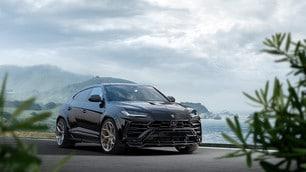 Lamborghini Urus, il tuning di Novitec: le immagini