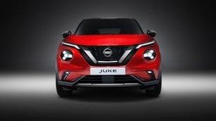 Nuova Nissan Juke, le immagini