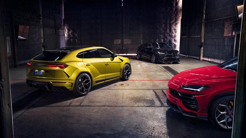 Lamborghini Urus, una potenza di tuning!