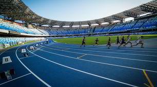 San Paolo, caso spogliatoi: intanto riapre la pista d'atletica