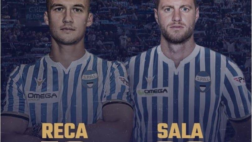 Spal, Sala e Reca in coro:
