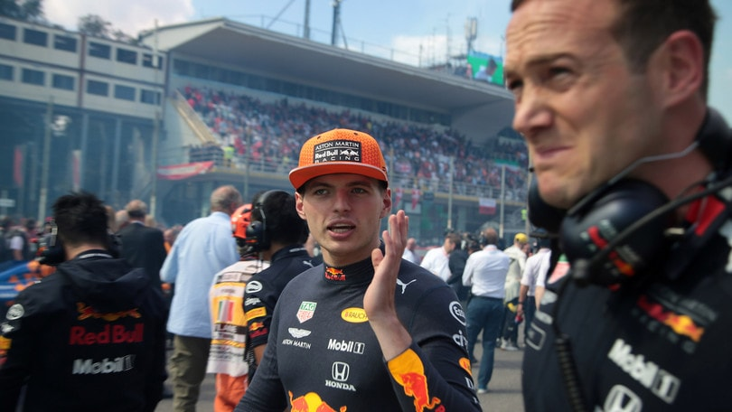 F1, Jos Verstappen: