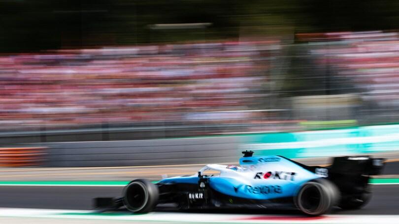 F1: Williams-Mercedes, accordo esteso al 2025
