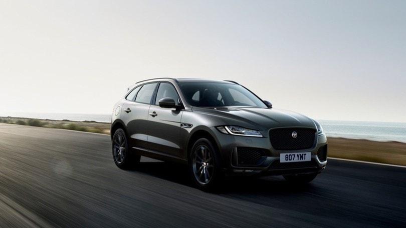 Jaguar F-Pace, infotainment evoluto sul restyling 2020