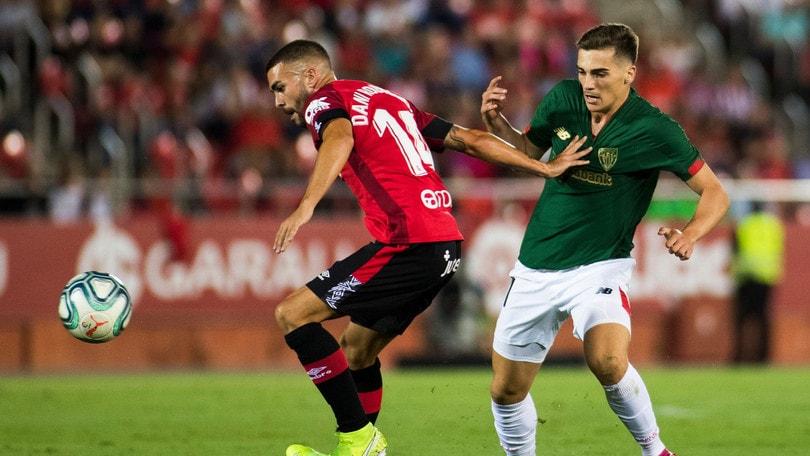 Liga, pareggio a Maiorca per l'Athletic Bilbao
