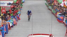 Vuelta - Cavagna conquista Toledo, Roglic sempre in rosso
