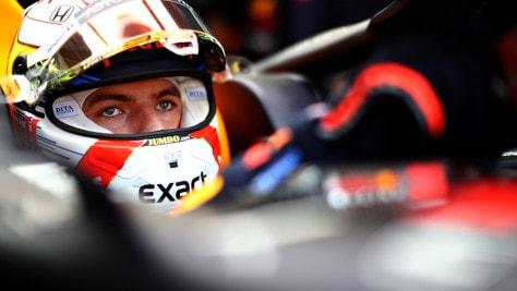 Verstappen pensa a Singapore: