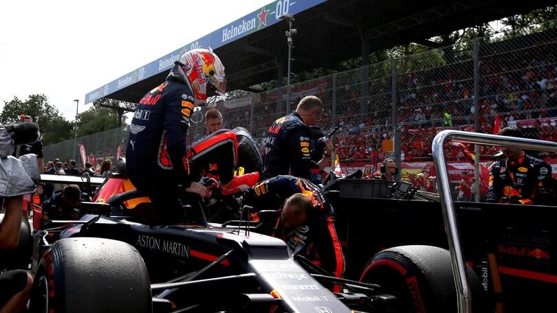 "Verstappen pensa a Singapore: ""Punto alla vittoria"""