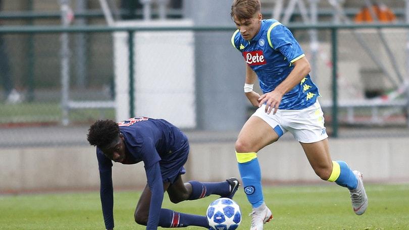 Primavera, il Napoli batte il Torino 1-0: decide Vrakas