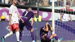 Juve fermata dalla Fiorentina, ma è allarme-infortuni