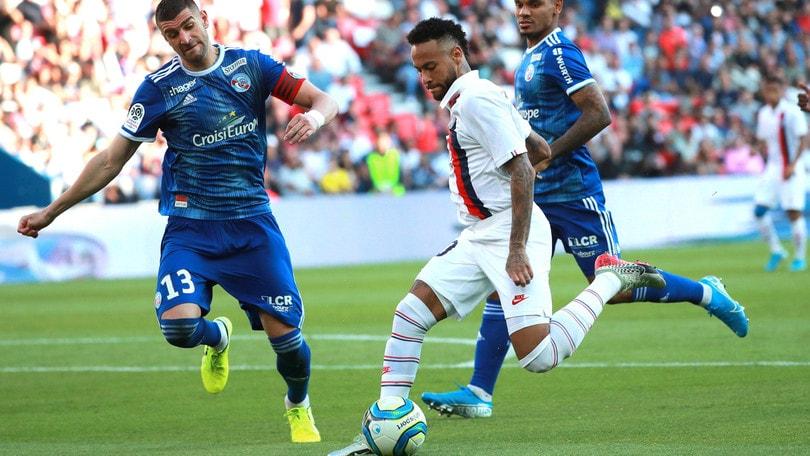 Ligue 1, Neymar show: il Psg vince 1-0. Esordio per Icardi