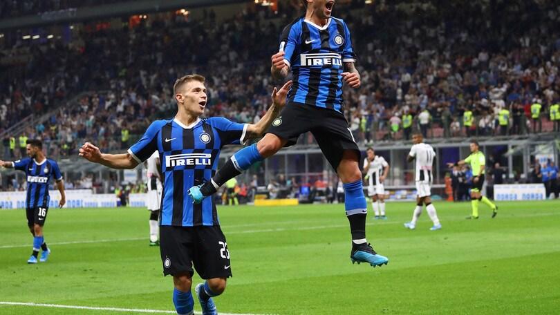 Inter-Udinese 1-0, il tabellino