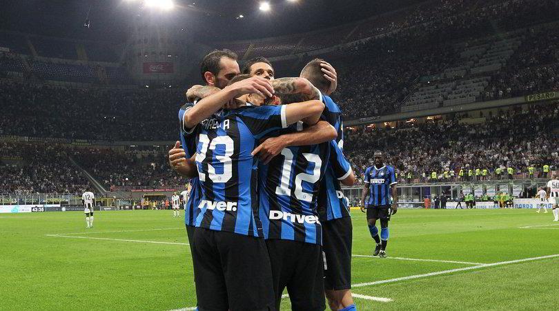 Inter-Udinese 1-0: basta Sensi, nerazzurri soli in testa