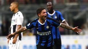 Sensi trascina l'Inter in vetta alla classifica
