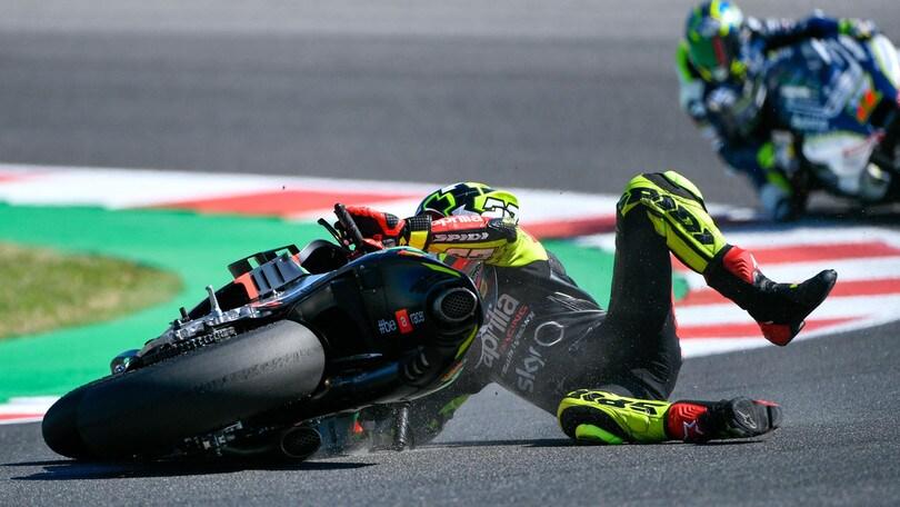 Gp San Marino: Iannone salta la gara, problema alla spalla