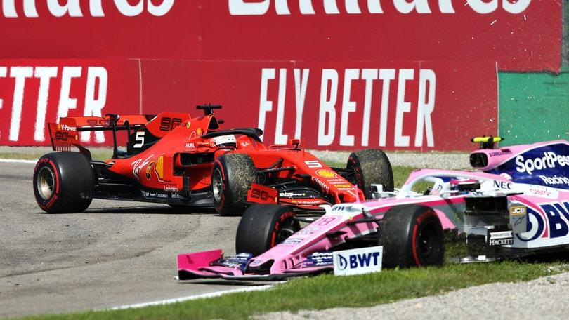 """Wolff: """"Sarebbe un errore cancellare Vettel"""""""