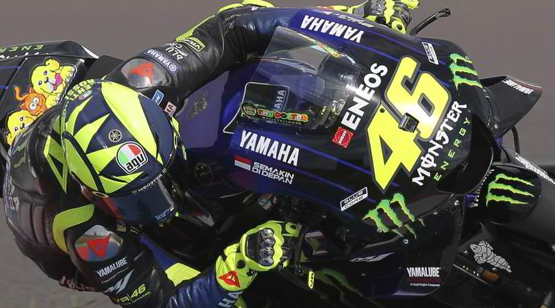 """Gp Australia, Valentino Rossi: """"Buona partenza, ero lento in rettilineo"""""""