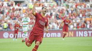 Mkhitaryan subito in gol: esordio show con la Roma!