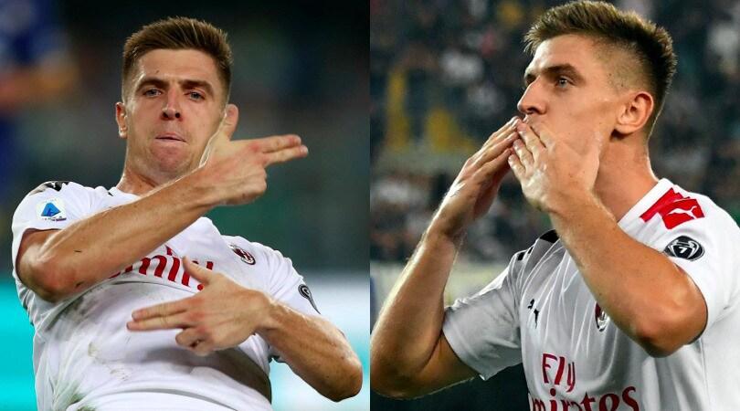 Piatek si sblocca, il Milan vince a Verona
