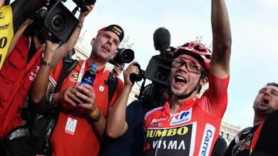 Slovenia e Movistar, una Vuelta da record
