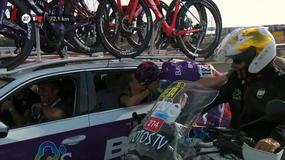 La Vuelta - Ezquerra, proposta di matrimonio in bici
