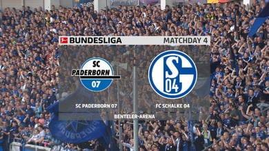 Manita dello Schalke al Paderborn: gli highlights
