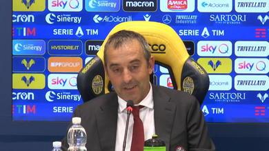 """Giampaolo: """"Milan imbarazzante? Esagerato..."""""""