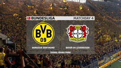 Risorge il Borussia, 4-0 al Leverkusen: gli highlights