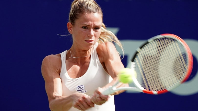 Camila Giorgi eliminata al turno di qualificazioni del torneo di Hobert
