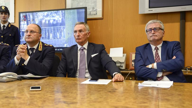"""Arresti ultrà Juve, la Procura: """"La società ha avuto il coraggio di denunciare"""""""