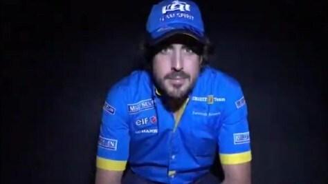Alonso, sfortuna in Sud Africa