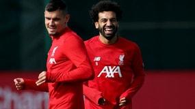 Liverpool, Salah si scalda: obiettivo Napoli